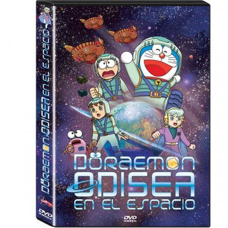 DVD Doraemon Odisea en el Espacio Ed. Sencilla