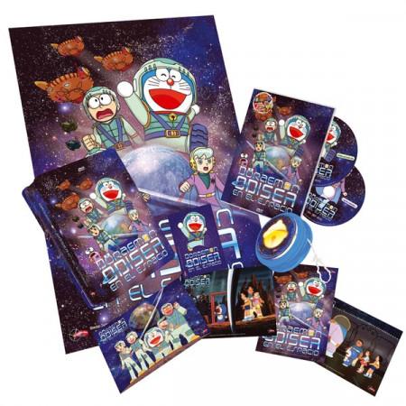 DVD Doraemon Odisea en el Espacio Ed.Limitada