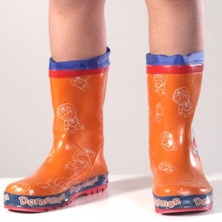 Doraemon botas de agua