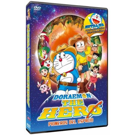 DVD Doraemon The Hero Pioneros del espacio