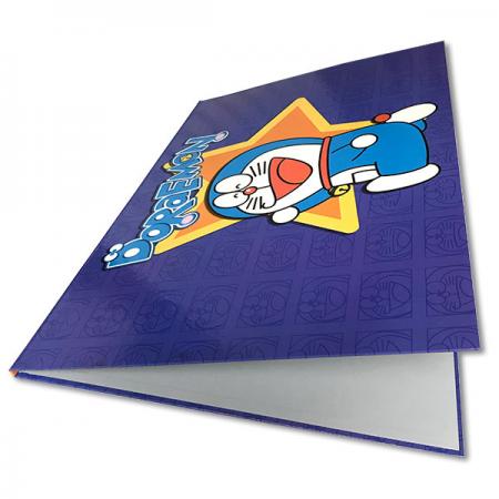 Carpeta dibujo Doraemon