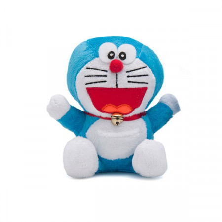 Peluche Supersoft 14 cm Doraemon boca abierta