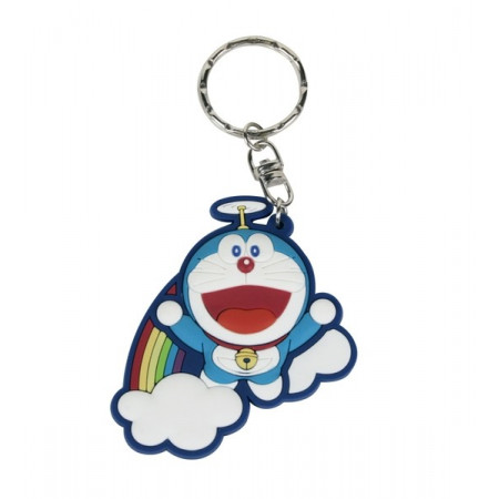 Llavero Doraemon Rainbow