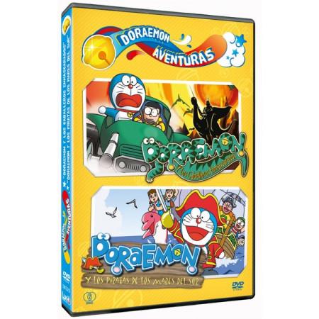 Pack DVD Doraemon Aventuras 5