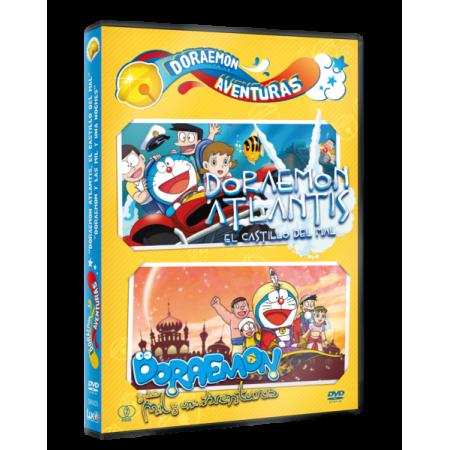 Pack DVD Doraemon Aventuras 7